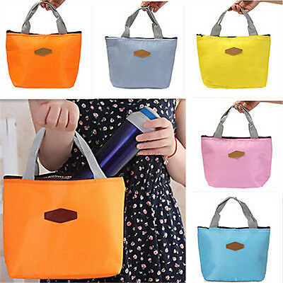 Sweet Thermal Travel Picnic Lunch Tote Waterproof Insulated Cooler Bag x1pc