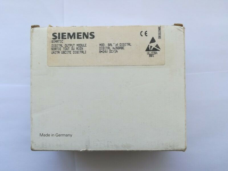 Siemens SIMATIC S5, Digital output 451 6ES5 451-8MA11