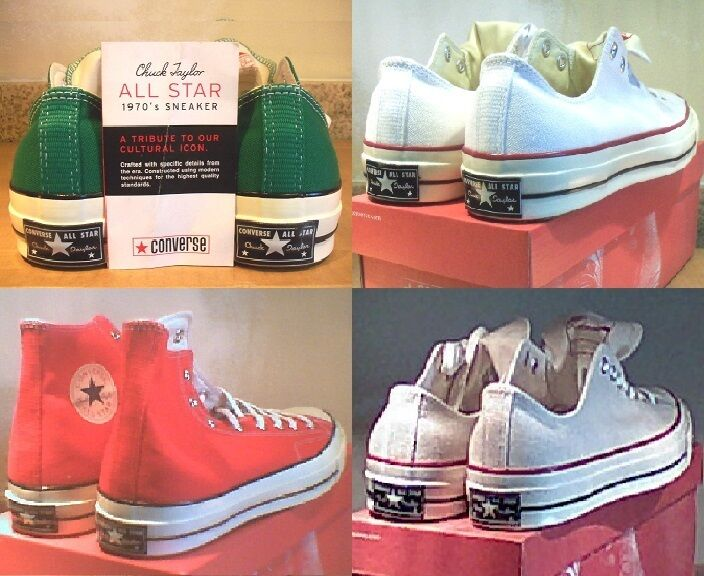 NEW! RARE! BLACK LABEL MEN'S CONVERSE FIRST STRING 1970s ALL PRICES NEGOTIABLE !