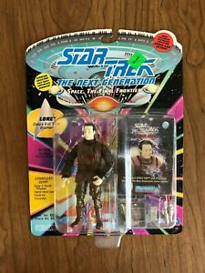 Lore Playmates New In Package Star Trek The Next Generation