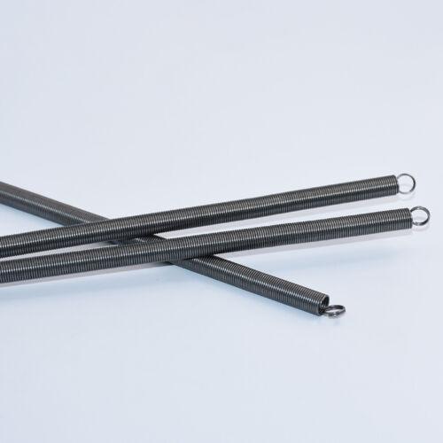 300mm Zugfedern Rückstellfedern Double Ring-end Extension Tension Spring 0.3~1.5