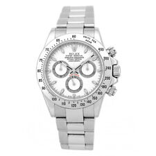 Rolex Daytona White Men Watch - 116520