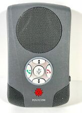 Polycom Cx100 Audio Communicator Usb Voip Desktop Microphone Speakerphone