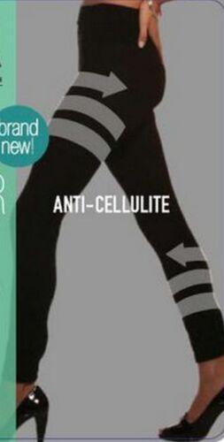 NEU SCALA Slimming Leggings ANTI CELLULITE Miederhose 38 40 42 44 Formhose
