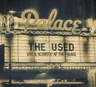 Live and Acoustic at the Palace * by The Used (CD, Apr-2016, 2 Discs, Hopeless Records)