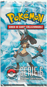 POKEMON-BOOSTER-POP-PROMO-PACK-SERIE-6-SERIES-SEALED-ITALIANO-NEW