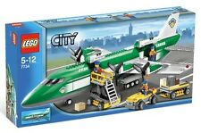 *BRAND NEW* Lego CITY 7734 CARGO PLANE