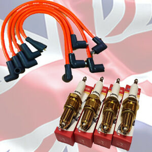Morris Minor 1.1 Genuine Cambiare Ignition Cable HT Lead Kit