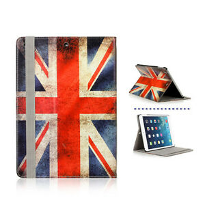 VINTAGE-GREAT-BRITAIN-FLAG-DESIGN-LEATHER-BOOK-STYLE-CASE-FOR-APPLE-iPAD-AIR
