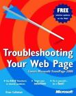 EU-Undefined: Troubleshooting Your Web Page by Evan Callahan (2001, Paperback)