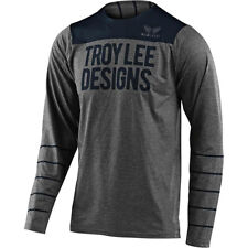 Troy Lee Designs Men/'s Skyline Air LS Jersey Pinstripe Camo MTB//BMX 34524900*