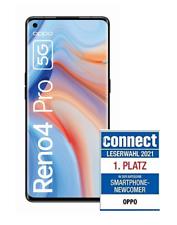 Smartphone Handy Oppo Reno4 Pro 5G - 256GB - Space Black Neu & OVP