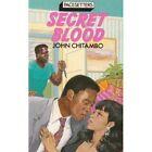 Secret Blood by J. Chitambo (Paperback, 1994)