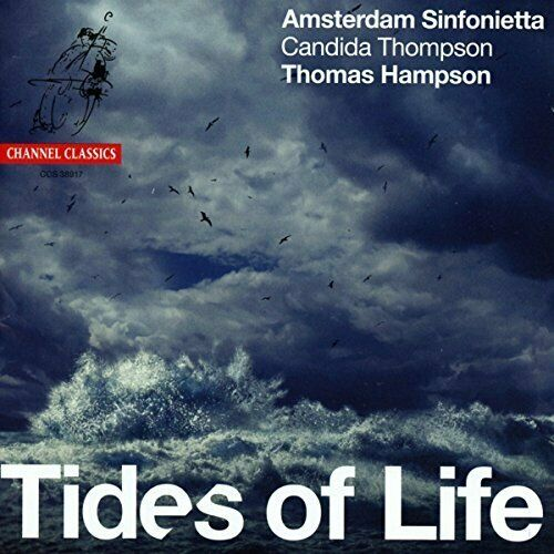 HAMPSON,THOMAS-TIDES OF LIFE: SONGS BY WOLF & SCHUBERT & BRAHMS & CD NEUF