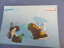 Bauanleitung für Playmobil 4468 Delfinarium