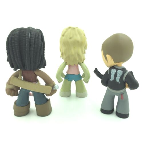 Funko Vinyl Figure The Walking Dead Michonne Girl Zombie Walker Daryl Crossbow