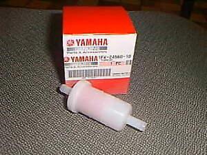 NEW OEM YAMAHA FUEL GAS FILTER FZ1 FZ-1 FZ 1 2001 2002 2003 2004 2005 VSTAR
