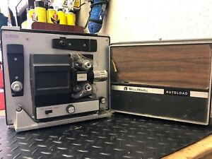 Vintage-Antique-Bell-amp-Howell-Autoload-Super-8-Electric-Film-Camera-461A