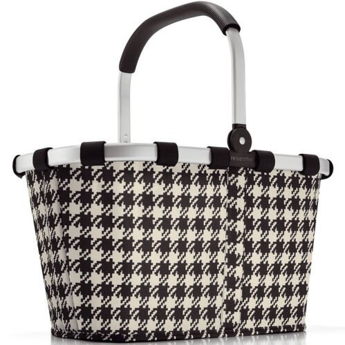 Reisenthel Carrybag FIFTIES BLACK Carrello Cesto Borsa di acquisto