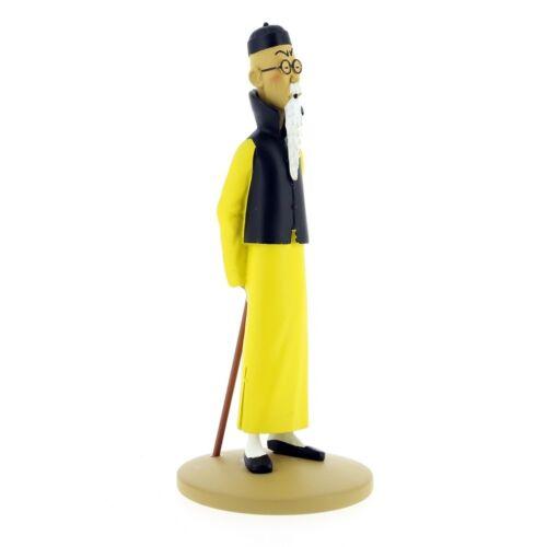 2018 Statuina DA COLLEZIONE TINTIN il signor Wang Jen-ghié Moulinsart 42219