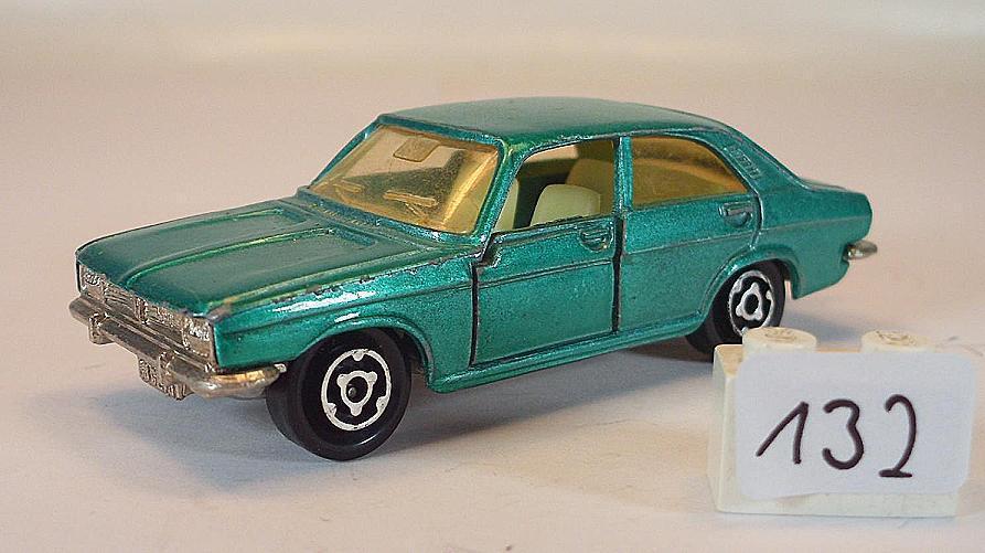 Majorette 1 60 Nr. 208 Chrysler 180 Limousine hellgrünmetallic Nr. 2  132