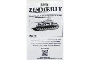 ATAK-Model-SE35-10-1-35-Zimmerit-PzKpfw-IV-G-H-834-8-Pz-Rgt-26-Pz-Div