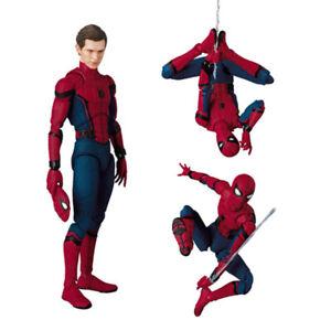 Spider-Man-Heimkehr-Tom-Holland-PVC-Action-Figur-Sammlung-Modell-Spielzeug
