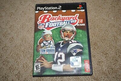 Backyard Football 09 (Sony Playstation 2 ps2) Complete ...