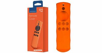 2nd Generation For Amazon Fire Stick! Orange Insignia Remote Cover