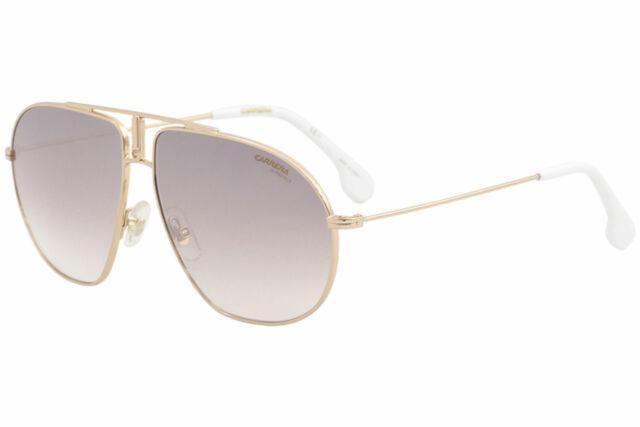 4ef411faf Carrera Bound 06JEZ 06/JEZ DDBNQ Gold Copper Fashion Pilot Sunglasses 60mm