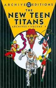 Teen-Titans-Archives-Vol-4-by-Marv-Wolfman-amp-George-Perez-2008-HC-DC-Comics