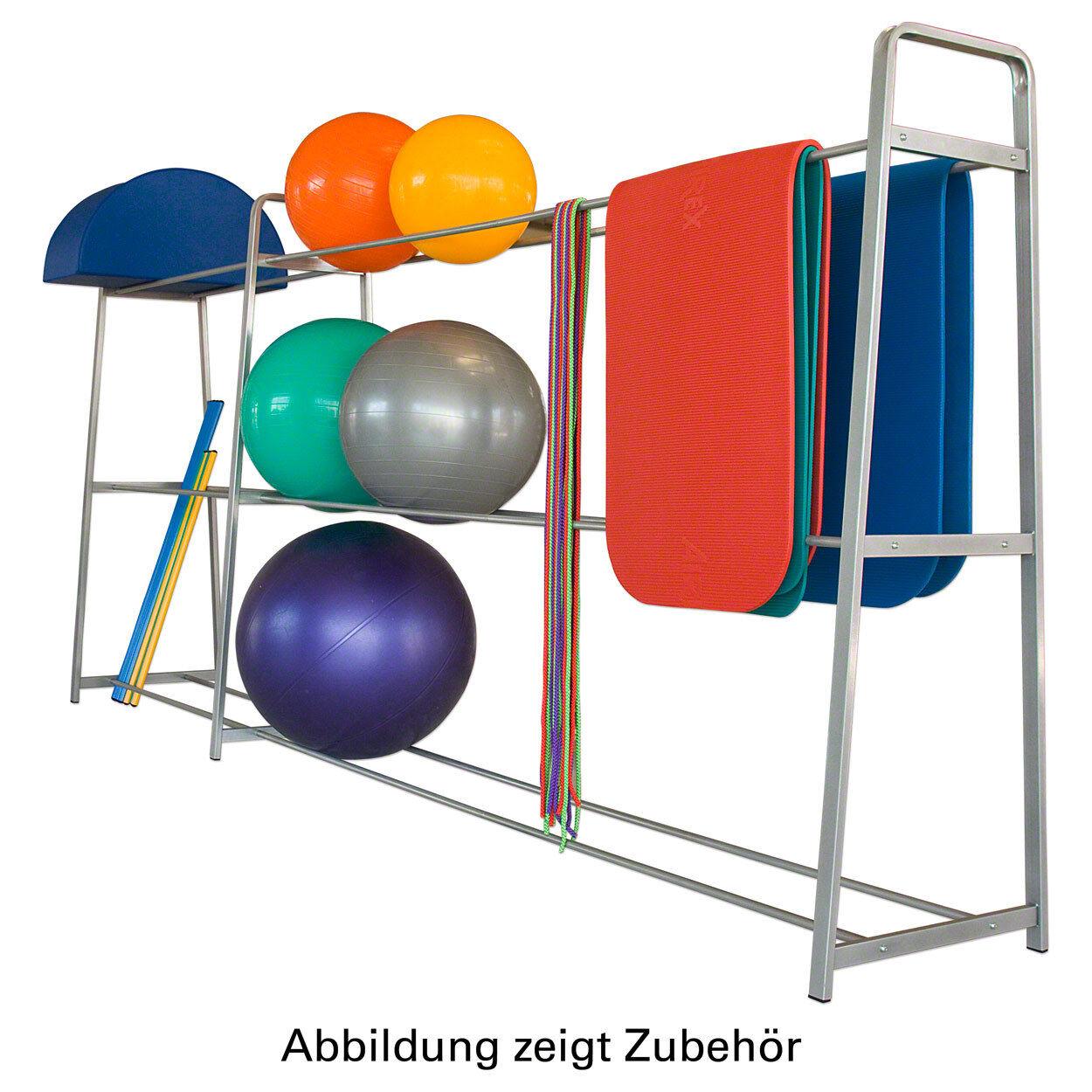 Scaffale palla in esclusiva base  Modulo di espansione, 405x62x180 cm