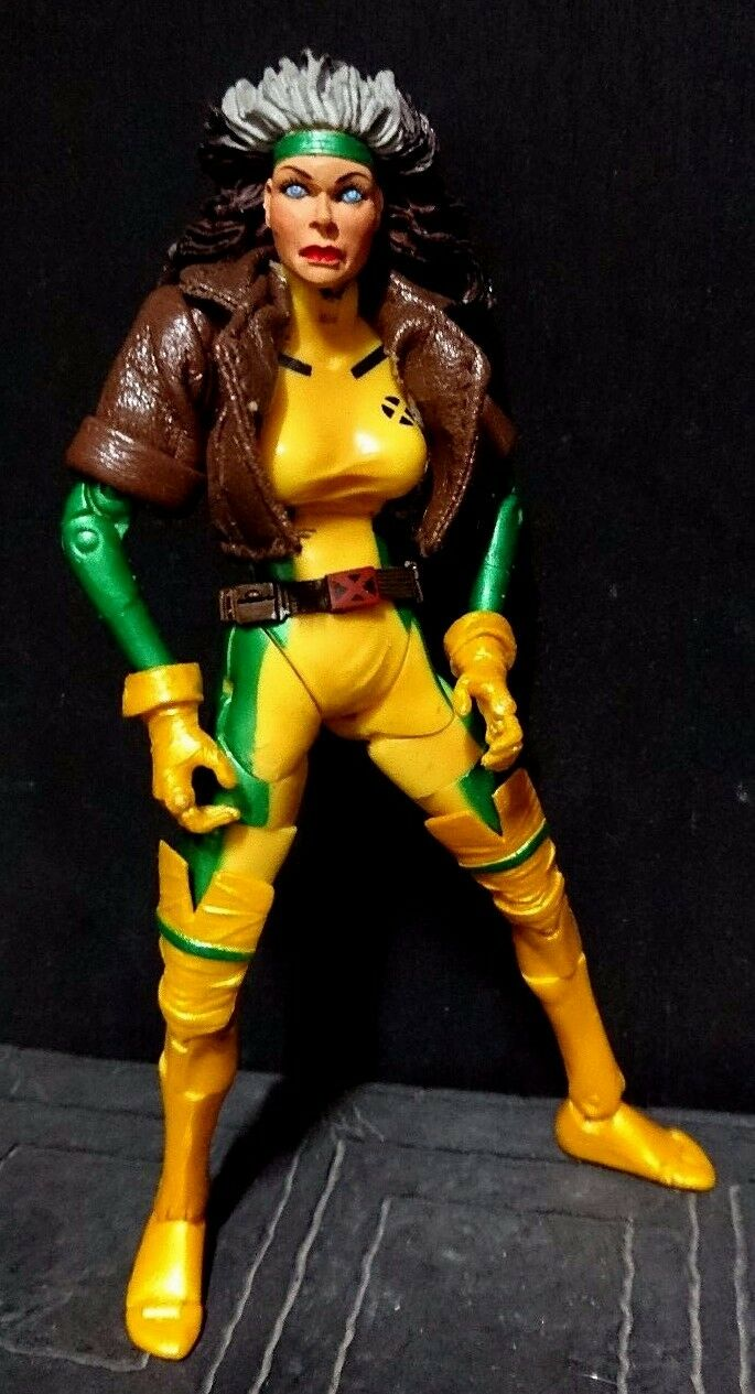 Marvel Legends X-Men Legends ROGUE Rare   6  15cm Action Figure