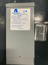 Acme Electric T279742s 2kva 10 Pri 12020824027 Sec 120240 Transformer