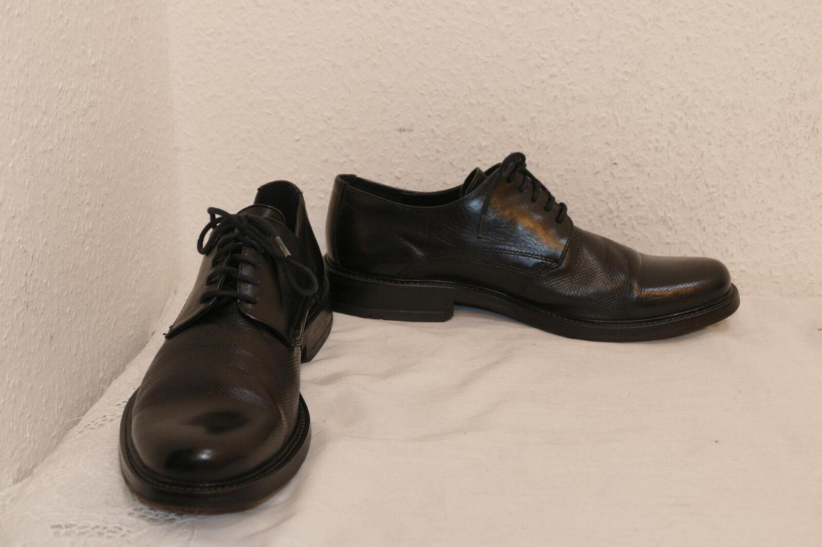 749---Lloyd Graziano UK 9  43 Gr 43   neuwertig  Lederschnürer Business elegant c6b598