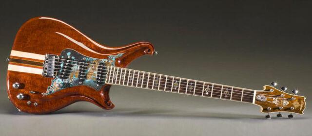 Scratch Guard-clear static cling scratch protecting film guitar and bass U.S.A.