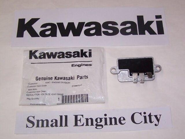 PET-512 Ferris Genuine Kawasaki Engine Voltage Regulator Zero Turn Lawn Mower