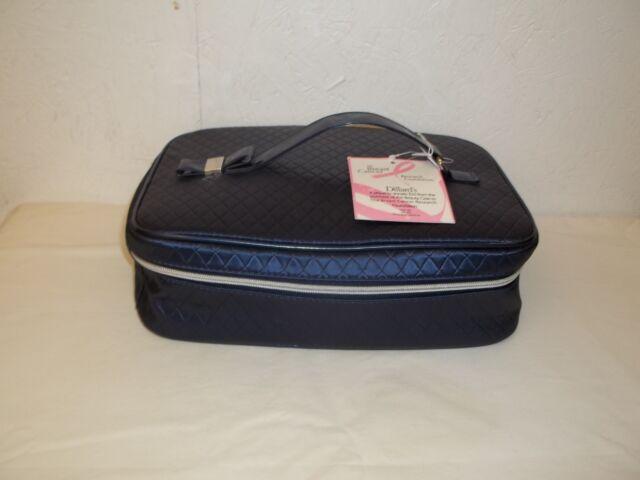 67709b3d85b Buy Dillards Navy Blue Beauty Case-zip Closure-large online