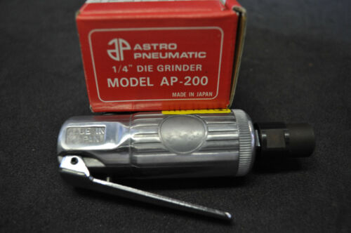 "Mini Air Die Grinder with 1//4/"",6MM collet Made in Japan Brand New !!!"