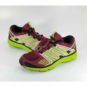 SALOMON-X-MISSION-2-Running-Hiking-Trail-Shoes-Womens-Size-8-373325