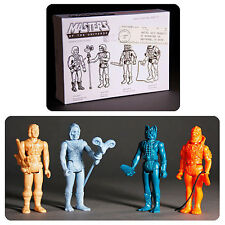 SDCC 2015 MASTERS OF THE UNIVERSE PROTOTYPE FIGURES SUPER 7 HE-MAN MOTU MATTEL