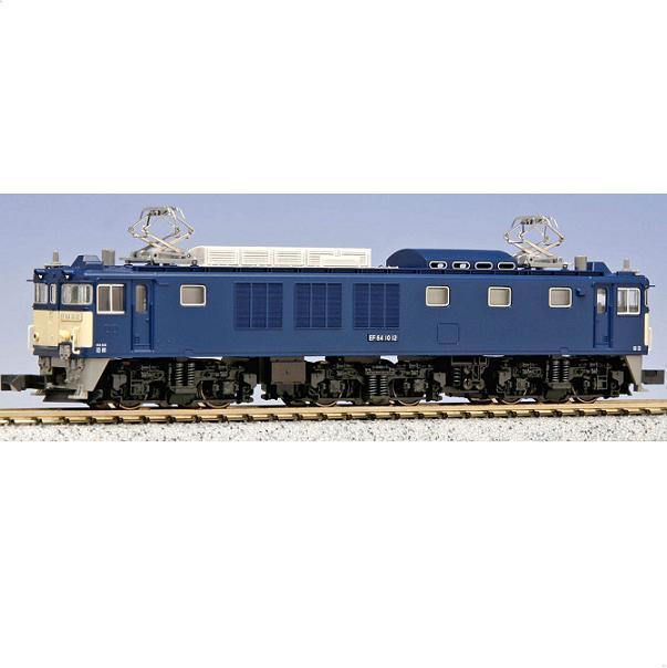 Kato 3023-1 Electric Locomotive EF64-1000 - N