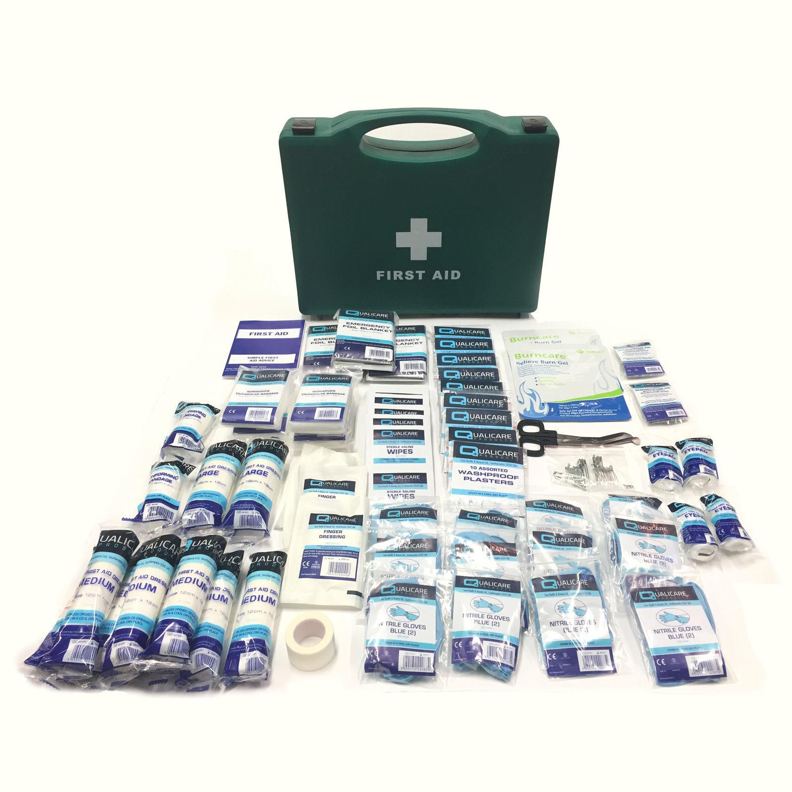 Grand médical bureau maison atelier Essentiel BSI qualité complet first aid kit
