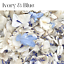 Biodegradable-WEDDING-CONFETTI-IVORY-Dried-FLUTTER-FALL-Real-Throwing-Petals thumbnail 9