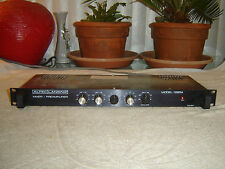 Altec Lansing 1689A, 2 Channel Mixer Preamplifier with Equalizer, Vintage Rack