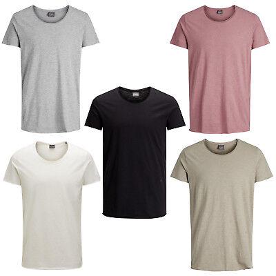Jack & Jones Originals T-shirt Mens U-neck Casual Tee 100% Soft Cotton Jorbas Mit Den Modernsten GeräTen Und Techniken