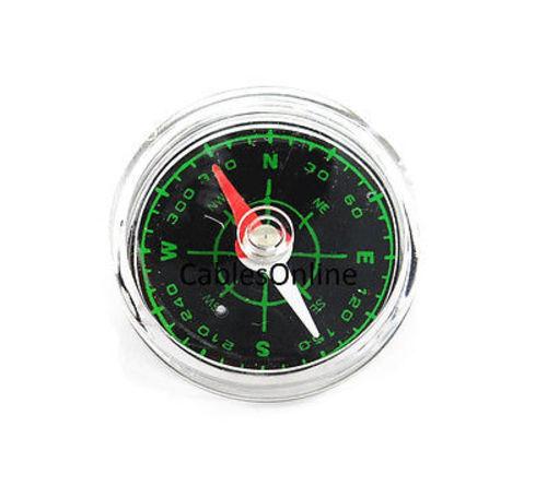 5-PACK Pocket Sized Light Weight Miniature Broadband//Satellite Compass TL-CM01