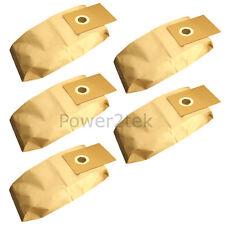 5 X E82, U82 Bolsas de Aspiradora para Electrolux Hoover Z2250B Z2255 Z2255AZ Nuevo
