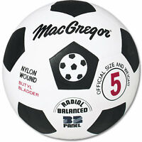 Macgregor Rubber Soccer Ball - Size 4 on sale