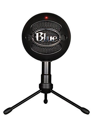 Snowball iCE Condenser Microphone Cardioid (Black) BESTSELLER